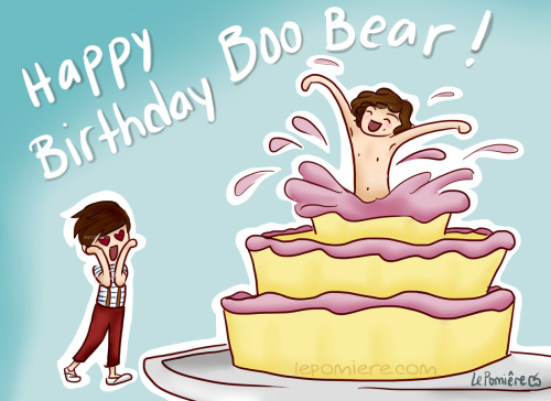 happy birthday boo boo ; tumblr_lwohcuVTgB1qef48zo1_500
