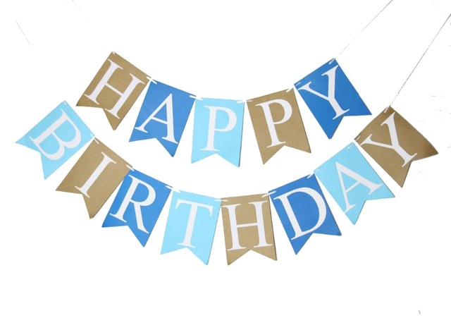 happy birthday boy ; Blue-Happy-Birthday-Banner-Baby-Boy-Birthday-Decor-Photo-Prop-Party-Sign