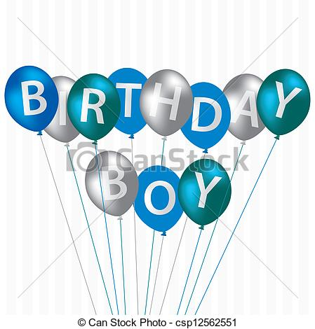 happy birthday boy ; happy-birthday-clipart-vector_csp12562551