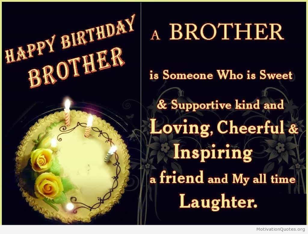 happy birthday brother quotes ; quotes-happy-birthday-brother