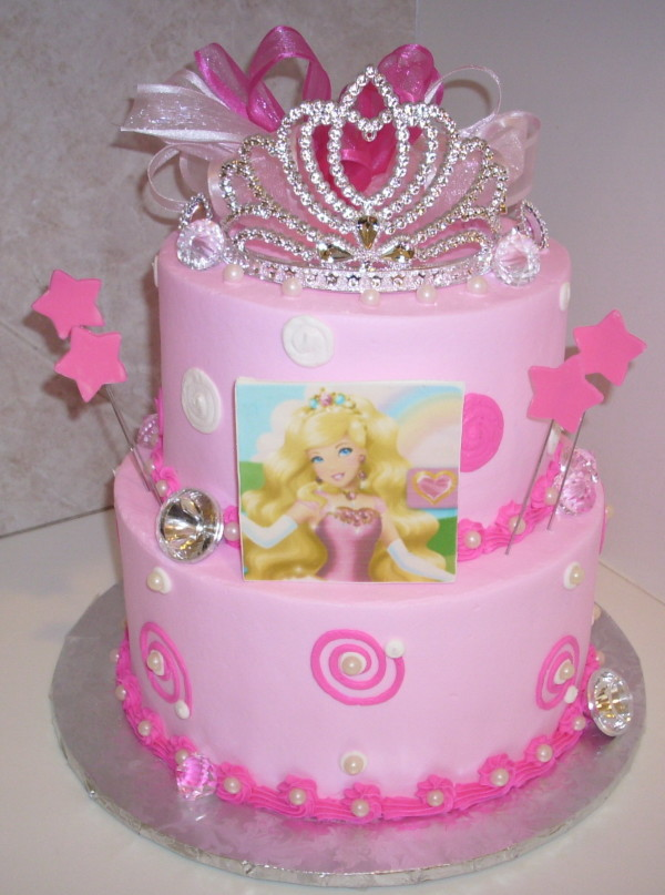 happy birthday cake for girl ; Kids-Birthday-Cake-Pictures