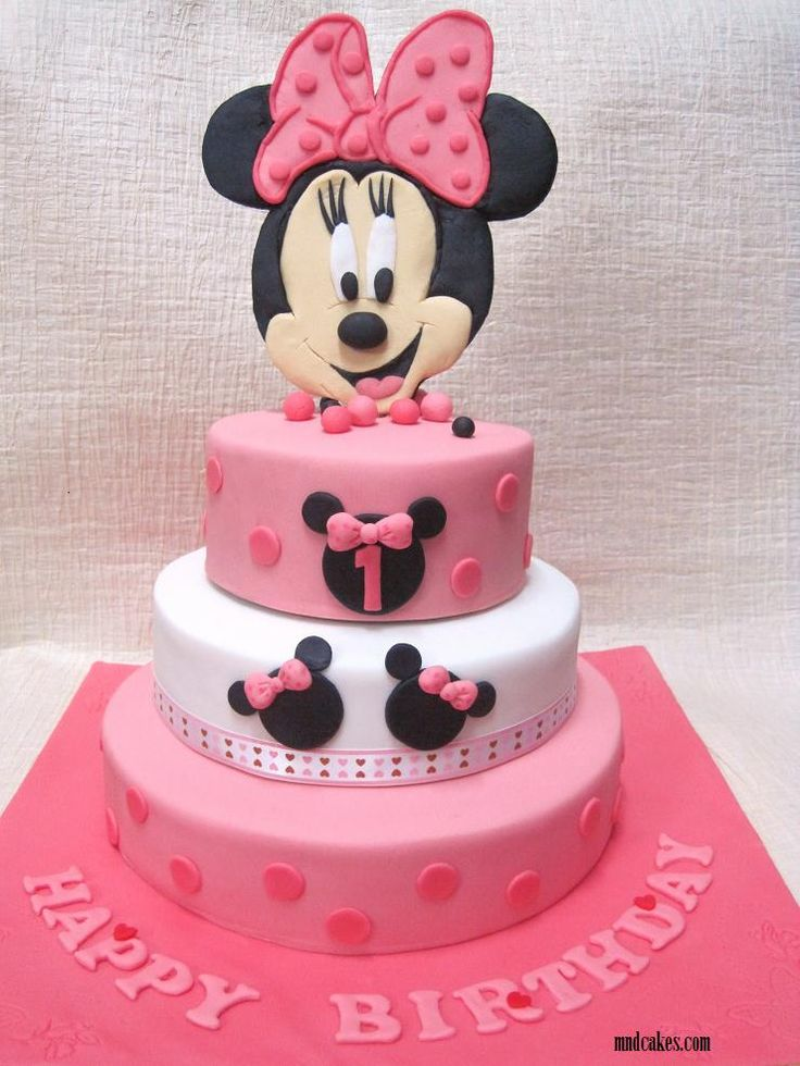 happy birthday cake for girl ; little-girl-birthday-cakes-best-25-1st-birthday-cakes-for-girls-ideas-on-pinterest-5th-awesome