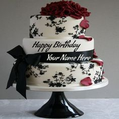 happy birthday cake with name image download ; 45d108dd65262b51e412515e8687299a--happy-birthday-greetings-happy-birthday-cakes