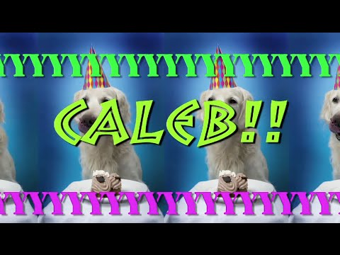 happy birthday caleb ; hqdefault