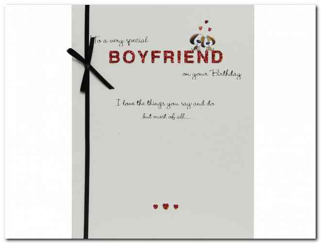 Happy Birthday Card Messages For Boyfriend Wishes To