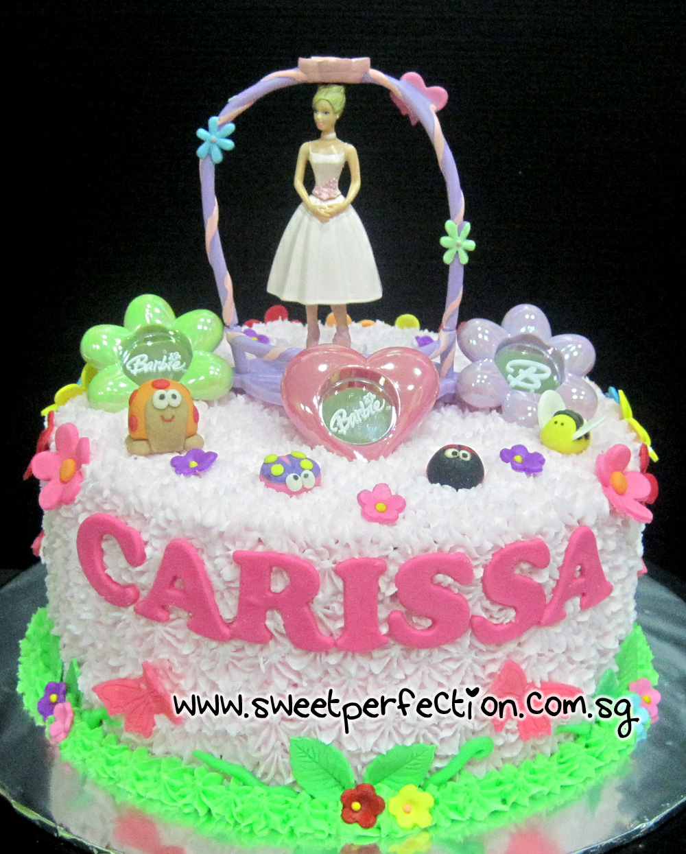 happy birthday carissa ; 4