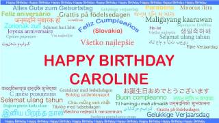 happy birthday caroline ; mqdefault