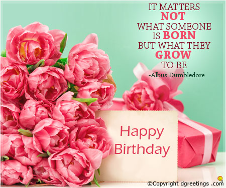 happy birthday christian woman ; birthday-quotes-it-matters