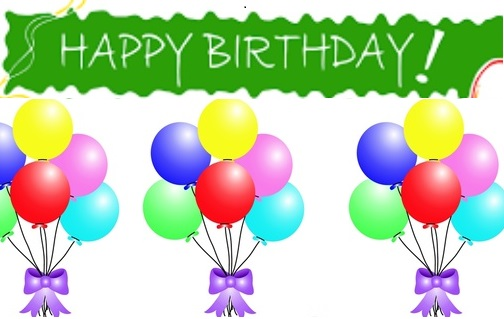happy birthday clipart for email ; Happy-Birthday-Clipart-Wishes