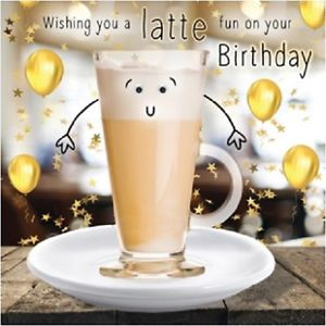 happy birthday coffee images ; s-l300
