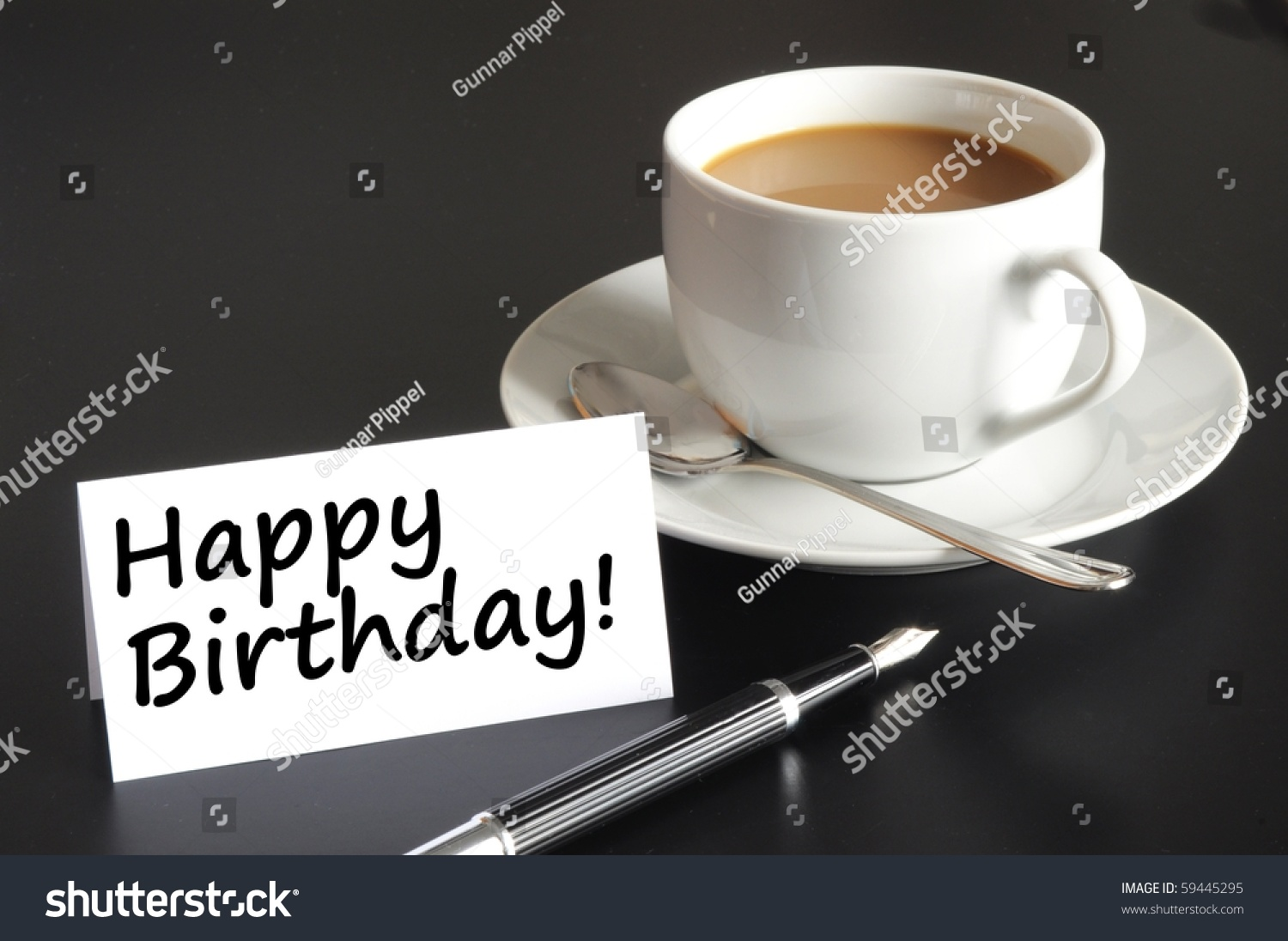 happy birthday coffee images ; stock-photo-happy-birthday-greeting-card-with-cup-of-coffee-on-black-59445295