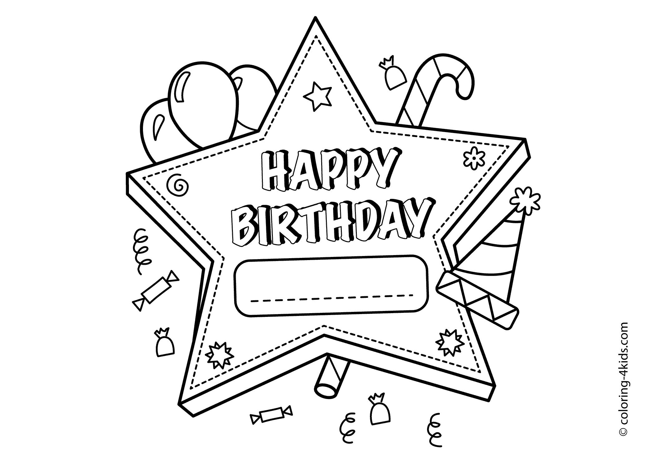 happy birthday coloring ; proven-happy-birthday-coloring-sheet-printable-pages-that-say-surging