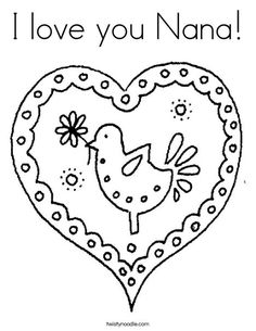 happy birthday coloring pages for grandmas ; 10b2884f466c5dbbbd41573cc9f6e51e--valentines-hearts-valentines-day