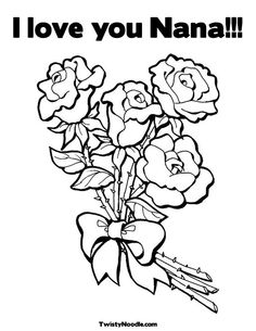 happy birthday coloring pages for grandmas ; 3519b90813aae36c3e0ac8a377f6a667--flower-coloring-pages-coloring-pages-for-adults
