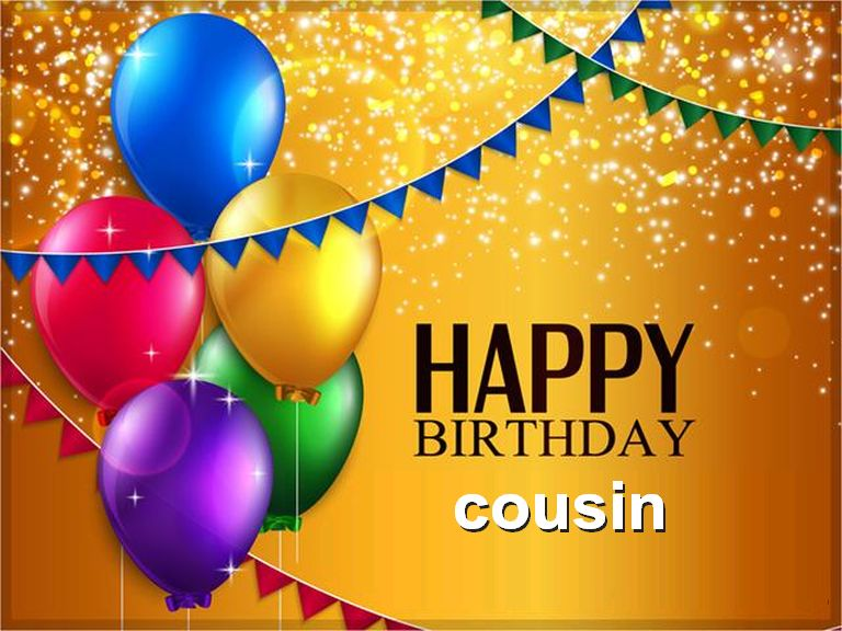 happy birthday cousin images for her ; Happy-Birthday-Cousin-Wishes-Balloons-Card
