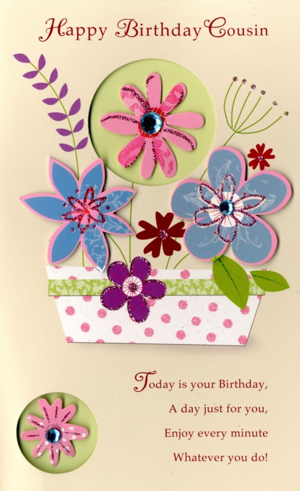 happy birthday cousin images for her ; lrgscalePC201-Birthday-Card