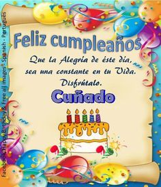 happy birthday cu%c3%b1ado ; e8317c43c2cb52272e421af691b74b2e--birthday-wishes-birthday-cards