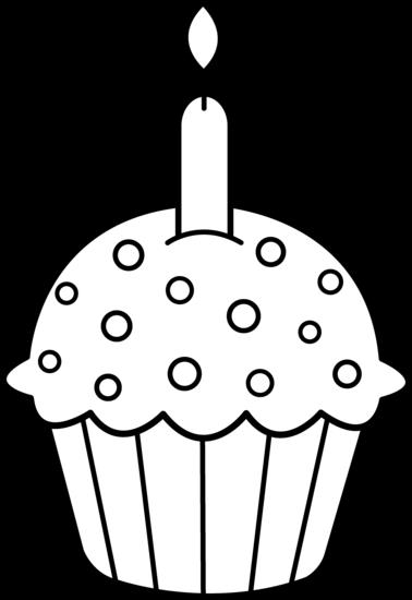 happy birthday cupcake coloring pages ; birthday_cupcake_coloring_page