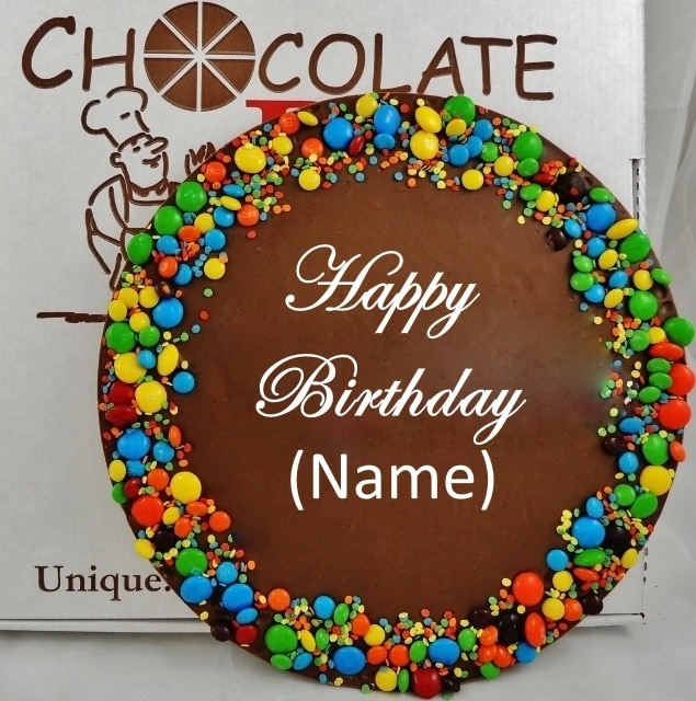 happy birthday custom picture ; Happy_Birthday_-_Candy_border_-_personalize__25384