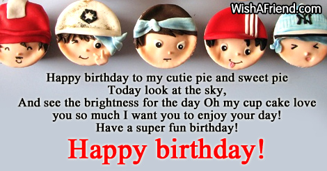 happy birthday cutie pie ; 13130-funny-birthday-greetings