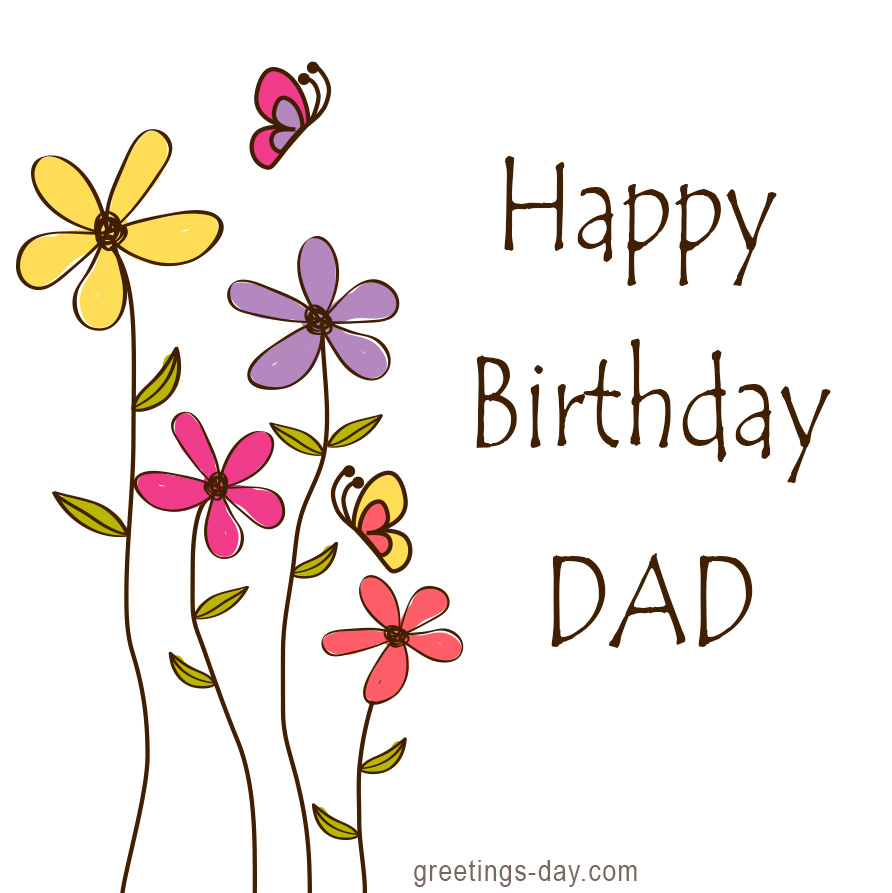 happy birthday dad images ; Happy-Birthday-for-dad