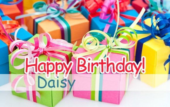 happy birthday daisy ; name_784