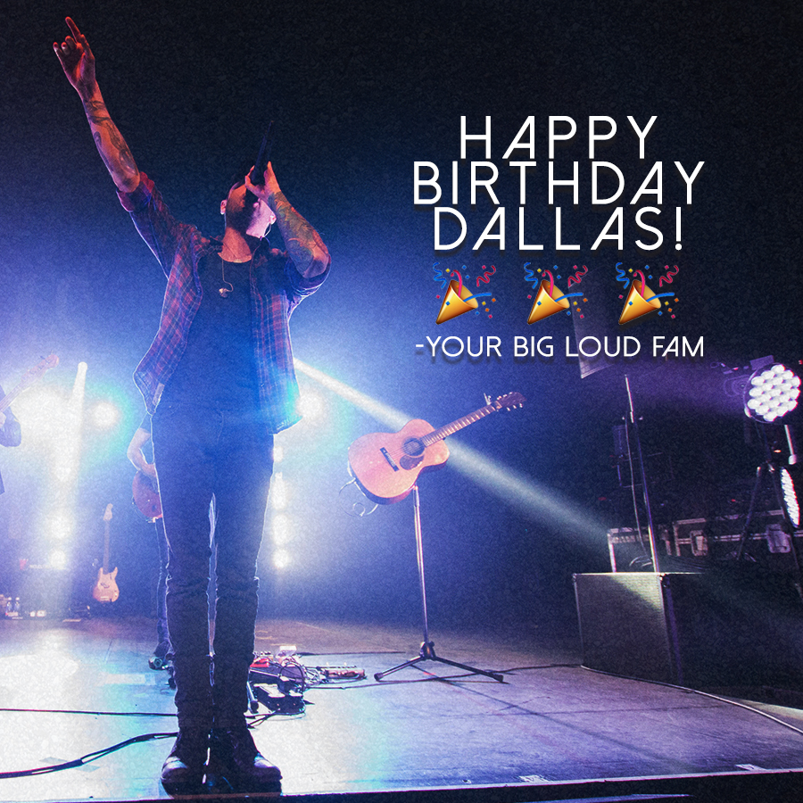 happy birthday dallas ; dallas-bday