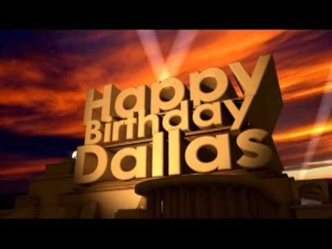 happy birthday dallas ; hqdefault