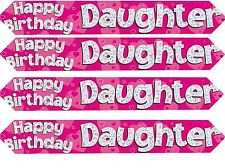 happy birthday daughter banner ; s-l225