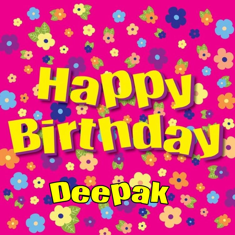 happy birthday deepak wallpaper ; Happy-Birthday-Deepak
