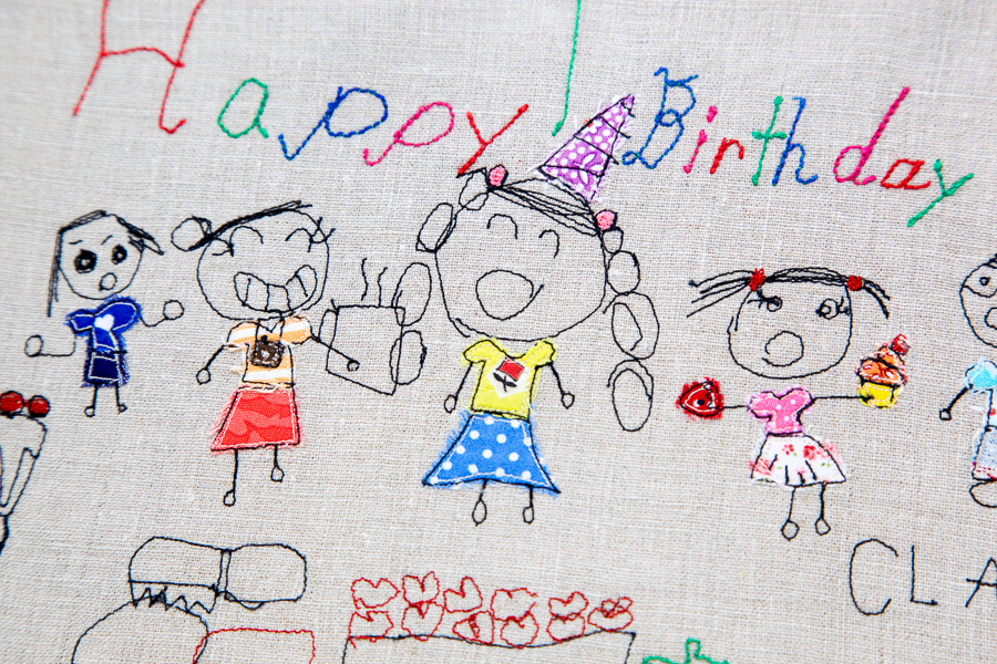 happy birthday drawing for kids ; IMG_1616