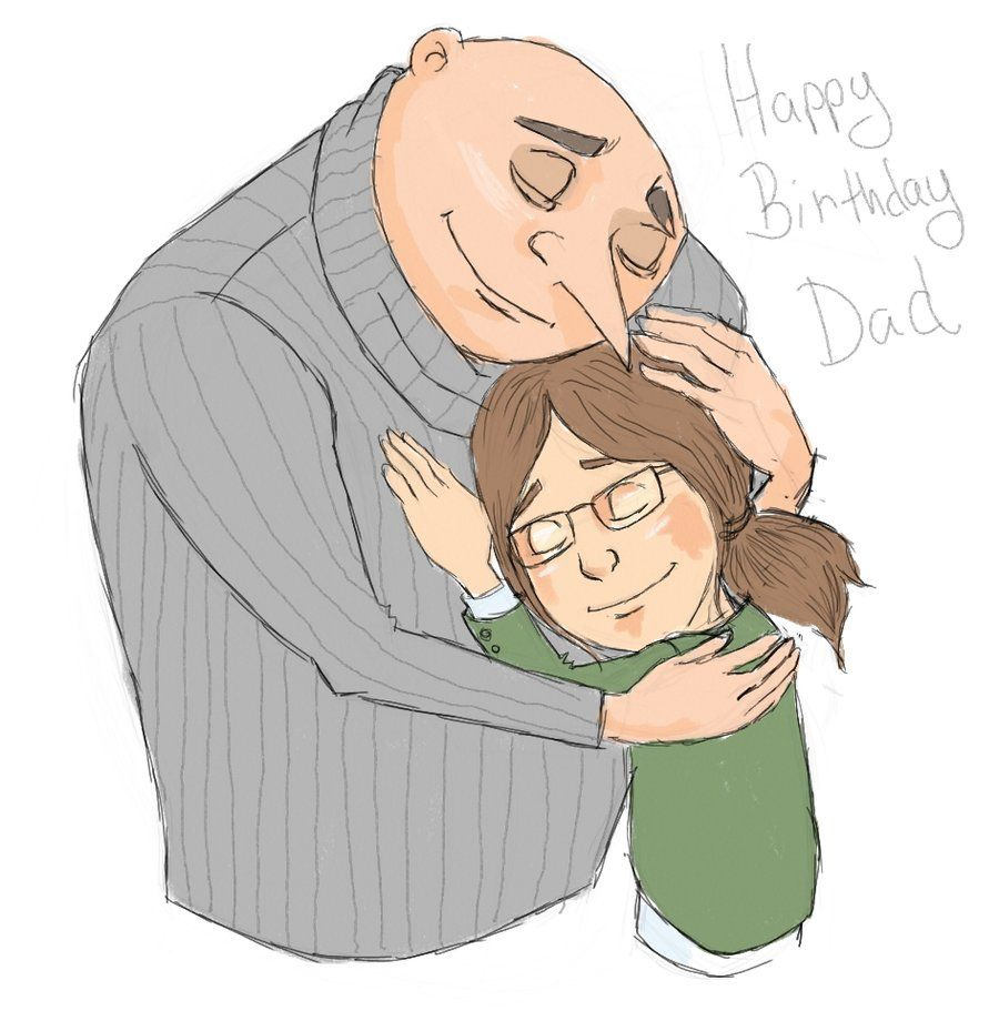 happy birthday drawings for dad ; 9b13a4ab01e4079cb223d16c1f1e6536