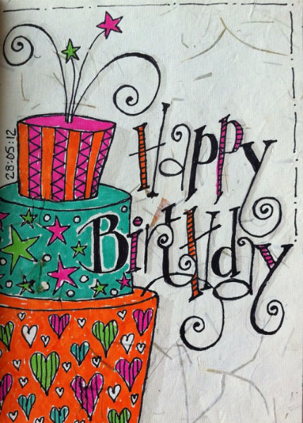 happy birthday drawings for facebook ; 160955-Happy-Birthday-Art