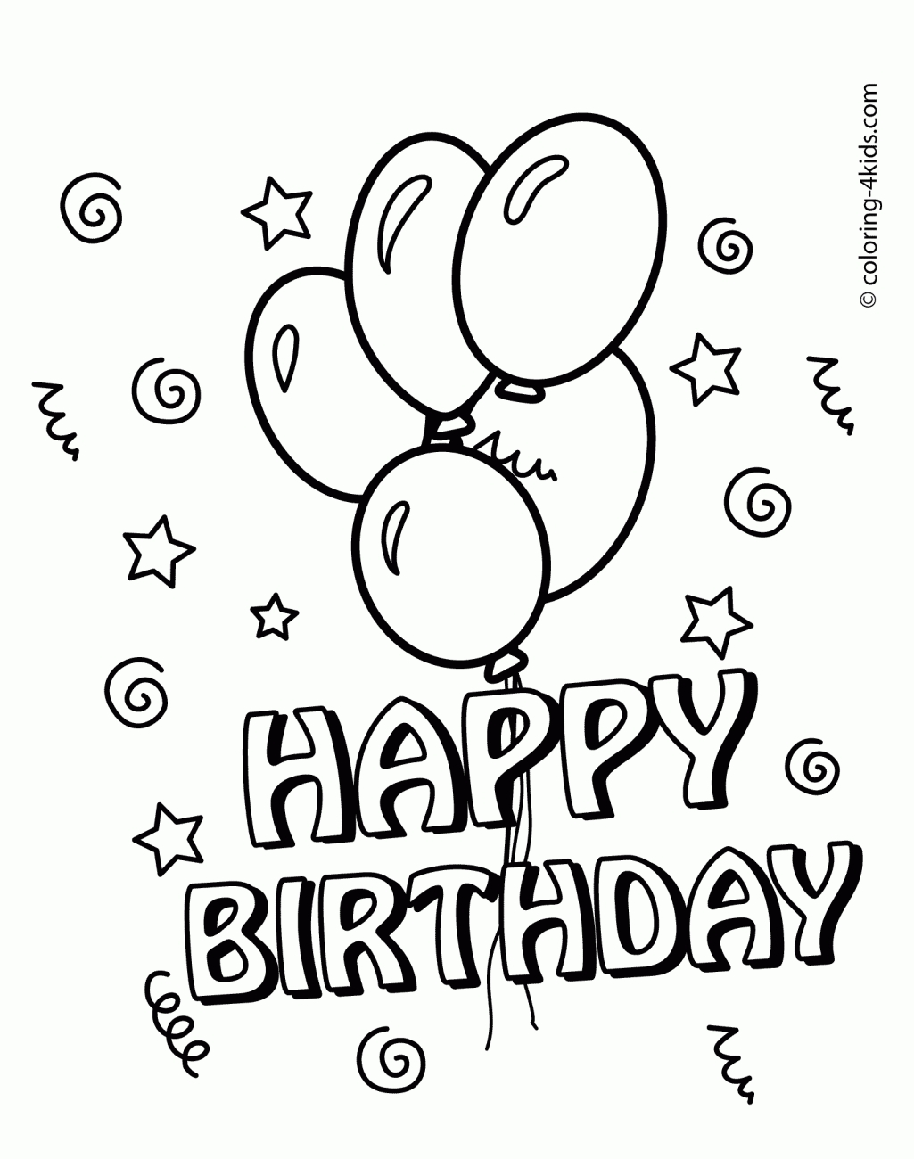 happy birthday drawings step by step ; 8fe93a53a41821292c9043464f822e7c