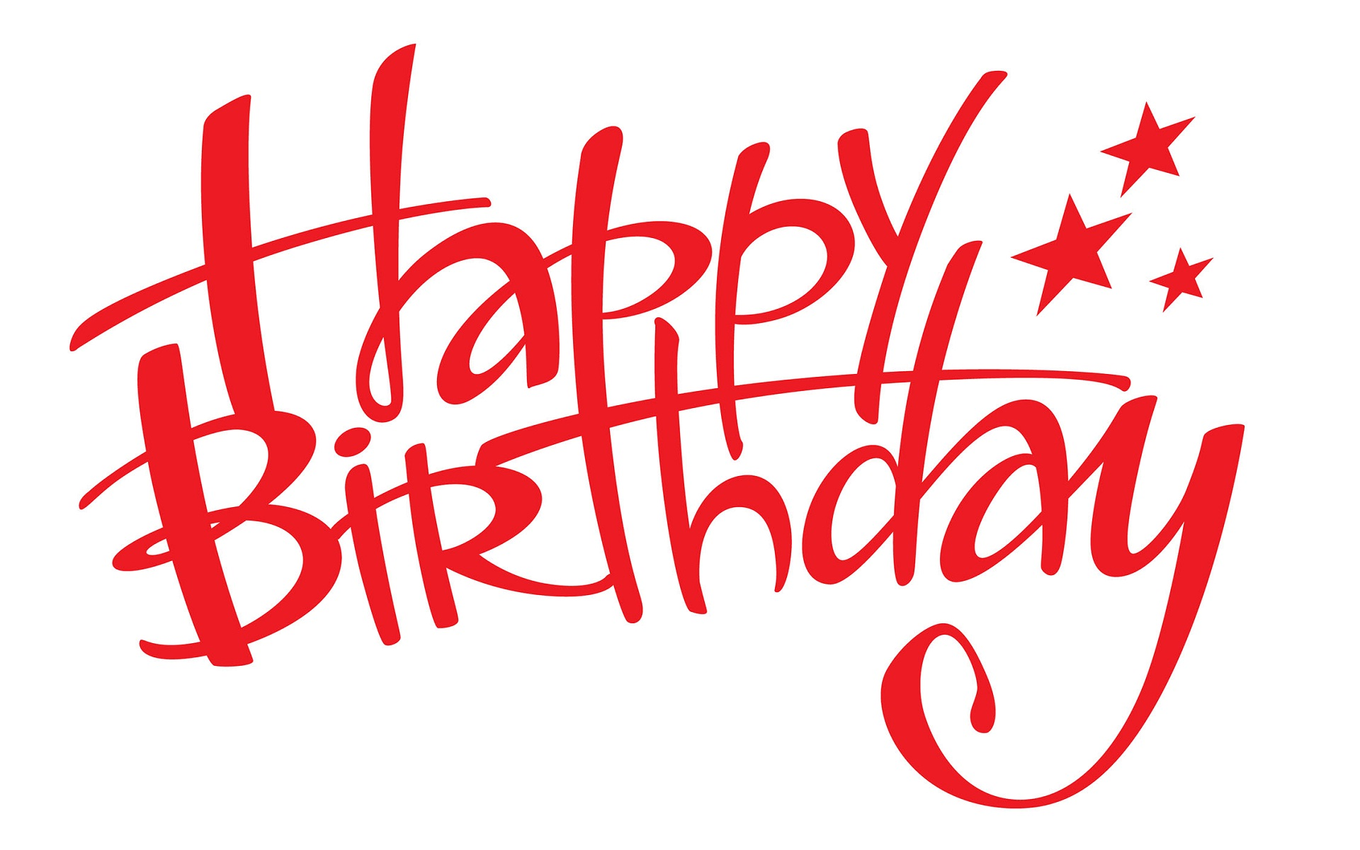 happy birthday font ; happy-birthday-wishes-superb-red-font-wallpaper
