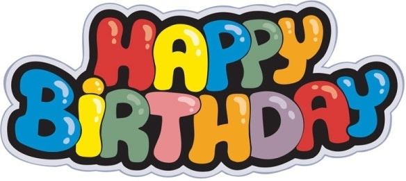 happy birthday font ; happy_birthday_elements_06_vector_160536
