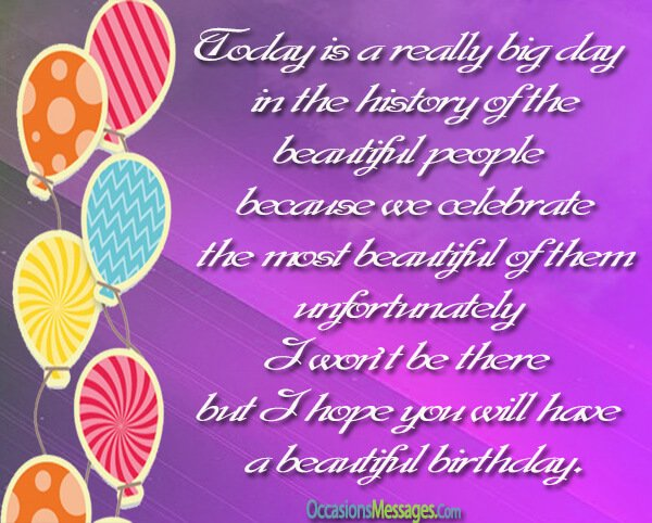 happy birthday from far away ; Birthday-Messages-From-far-Away