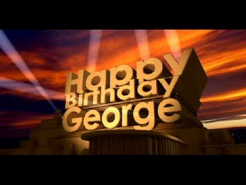 happy birthday george images ; hqdefault
