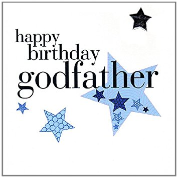 happy birthday godfather ; 519bAdmNq2L