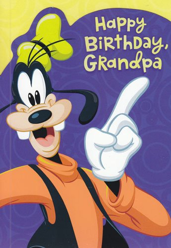 happy birthday goofy ; 51uHXm-XIGL
