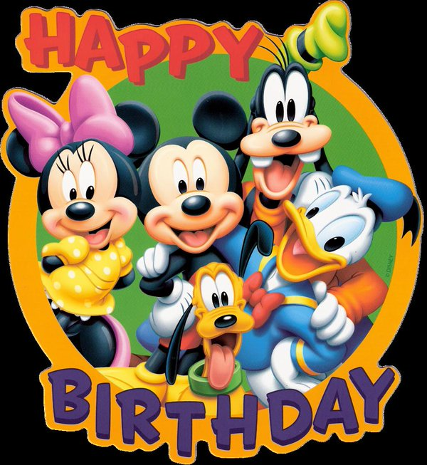 happy birthday goofy ; CA48sv3XEAArByn