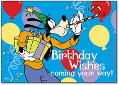happy birthday goofy ; a0259bd2aaa762ded5220d23de0f44d4