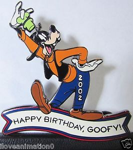 happy birthday goofy ; s-l300