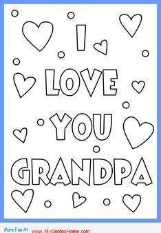 happy birthday grandpa coloring page ; e54947724ca99b39260ff2ab547324c3