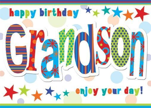 happy birthday grandson clipart ; happy-birthday-grandson-quotes-unique-from-invitations-to-postcards-to-greeting-cards-zazzle-has-all-the-a-of-happy-birthday-grandson-quotes