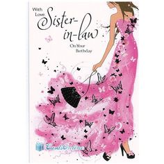 happy birthday greeting cards for sister in law ; 2f196be2e6eca3f40c8aacc0aee5c856--female-birthday-cards-birthday-greetings