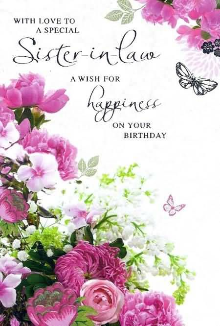 happy birthday greeting cards for sister in law ; 93744458582f4a47cf44836afdcd9c92