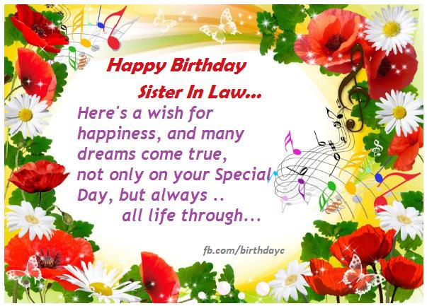 happy birthday greeting cards for sister in law ; sister-birthday-wishes-card