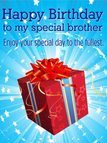 happy birthday greetings card for brother ; b_day_fbr14-5c5fea08d8591833636383ad26815074