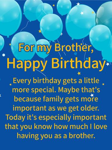 happy birthday greetings card for brother ; b_day_fbr70-a60450936eed95a061a80489161fa754